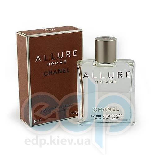 Chanel Allure Homme -  лосьон после бритья - 100 ml