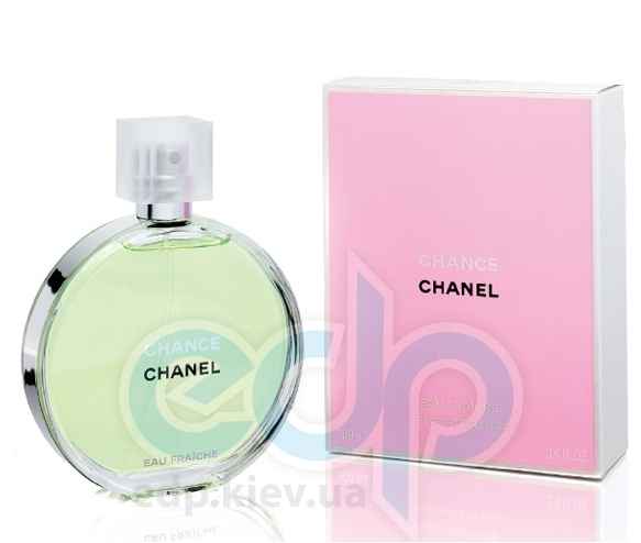 Chanel Chance Eau Fraiche - туалетная вода - 50 ml