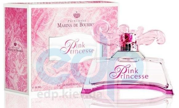 Marina de Bourbon Pink Princess - парфюмированная вода - 50 ml