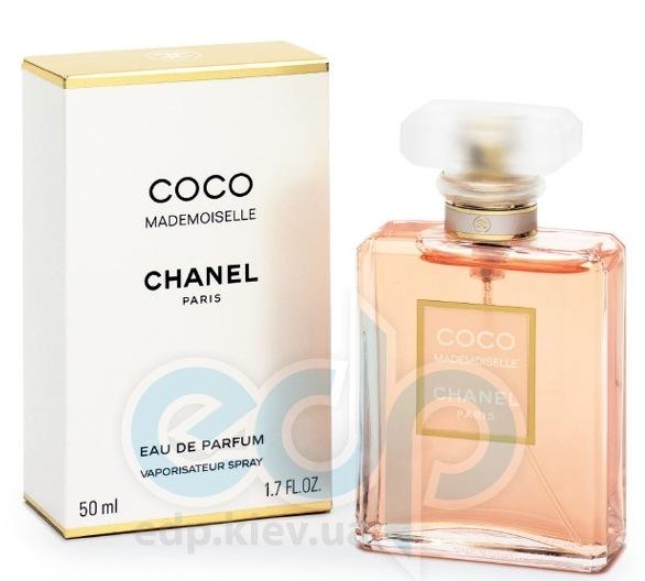 Coco Mademoiselle - Набор (парфюмированная вода 50 + парфюмиронная вода mini 7.5 + 3 запаски)