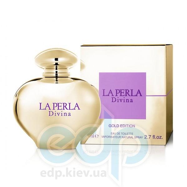 La Perla Divina Gold Edition - туалетная вода - 80 ml