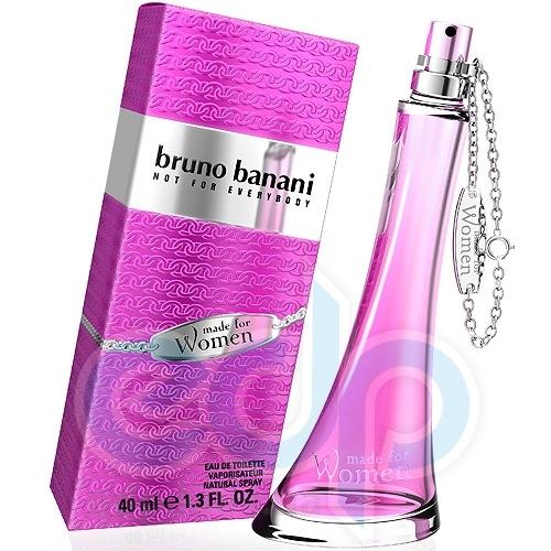 Bruno Banani Made for Women - парфюмированная вода - 40 ml