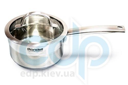 Rondell - Ковш Creative с крышкой - диаметр 16 см. объем 1.5 л (арт. RDS-385)