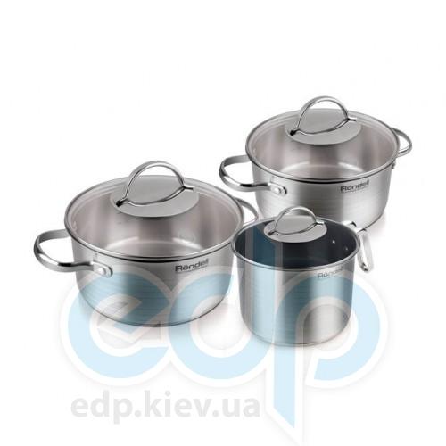 Rondell - Набор посуды Symphonia - 6 предметов (арт. RDS-382)