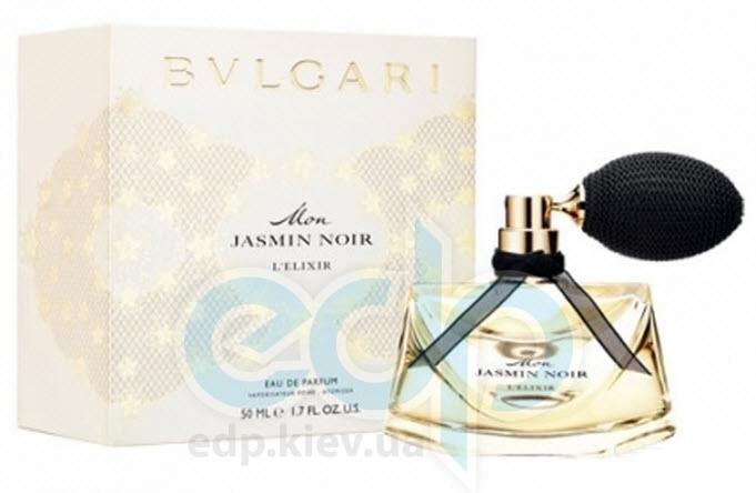 Bvlgari Mon Jasmin Noir LElixir - парфюмированная вода - 50 ml