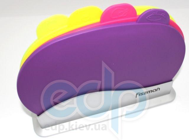 Fissman - Набор из 4-х досок - размер 30х22см (арт. ФС7243)