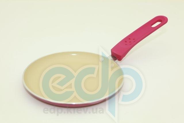 Fissman - Сковорода для блинов VELOCE - диаметр 18 см (арт. AL-4716.18)