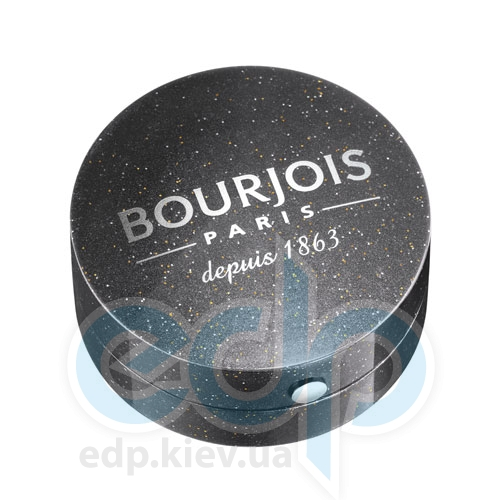 Тени для век 1-цветные компактные Bourjois - Depuis 1863 №92 Серый блеск - 1.5 g