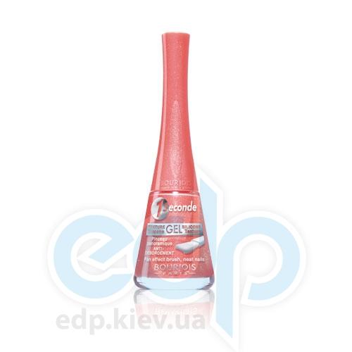 Лак для ногтей стойкий, с эффектом мгновенного высыхания Bourjois - 1 Seconde №05 Коралловый - 9 ml