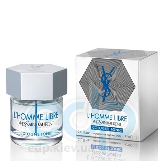 Yves Saint Laurent LHomme Libre Cologne Tonic - одеколон - 60 ml