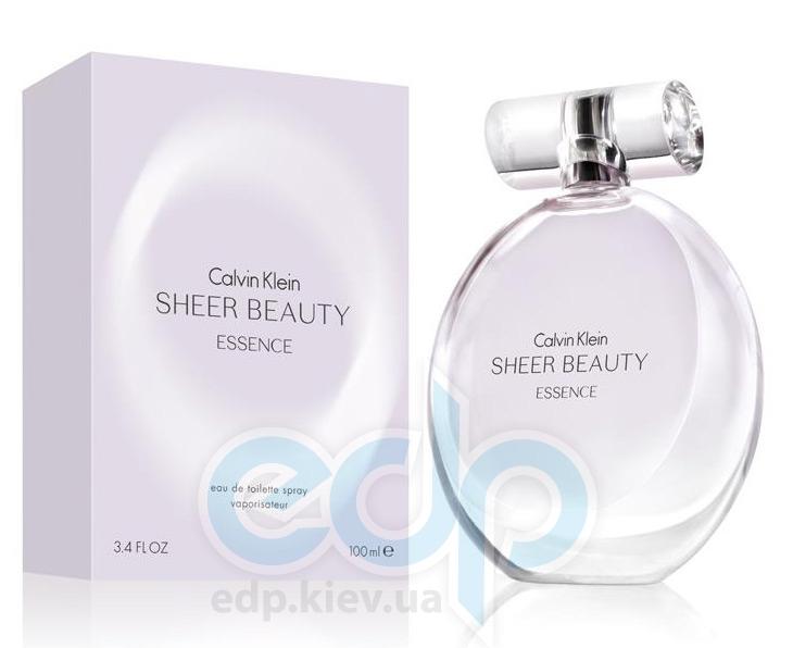 Calvin Klein Sheer Beauty Essence - туалетная вода - пробник (виалка) 1.2 ml