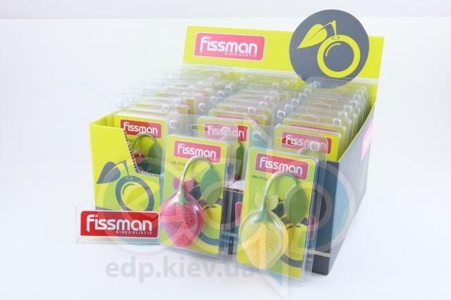 Fissman - Силиконовый фильтр с подставкой для заваривания чая (арт. ФС7714)