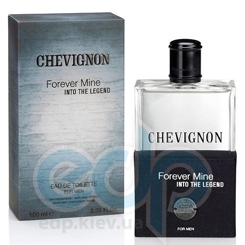 Chevignon Forever Mine Into The Legend For Men - туалетная вода - 30 ml