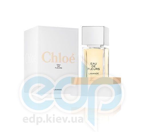 Chloe Eau de Fleurs Lavande - туалетная вода - 100 ml