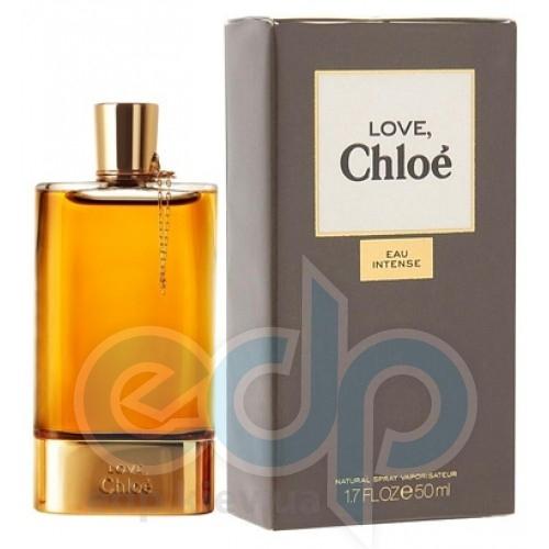 Chloe Love Eau Intense - парфюмированная вода - 75 ml