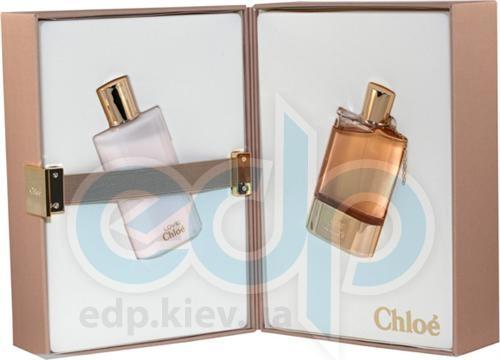 Chloe Love -  Набор (парфюмированная вода 50 + лосьон-молочко для тела 100)