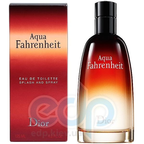 Christian Dior Aqua Fahrenheit - туалетная вода - 75 ml