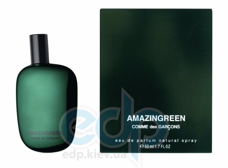 Comme des Garcons Amazingreen - парфюмированная вода - mini 9 ml
