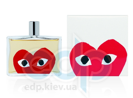 Comme des Garcons Play Red - туалетная вода - 100 ml TESTER