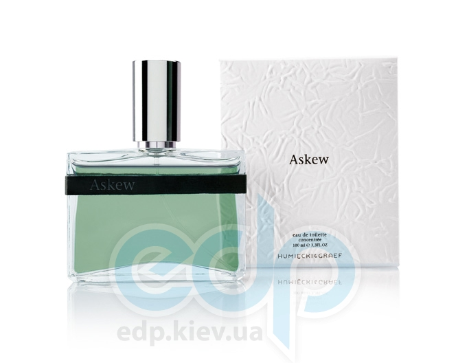 Humiecki and Graef Askew - туалетная вода - 100 ml TESTER
