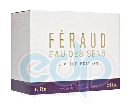 Feraud Eau des Sens Limited Edition - парфюмированная вода - 75 ml