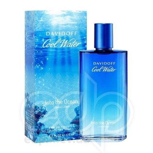 Davidoff Cool Water Into The Ocean for Men - туалетная вода - 125 ml