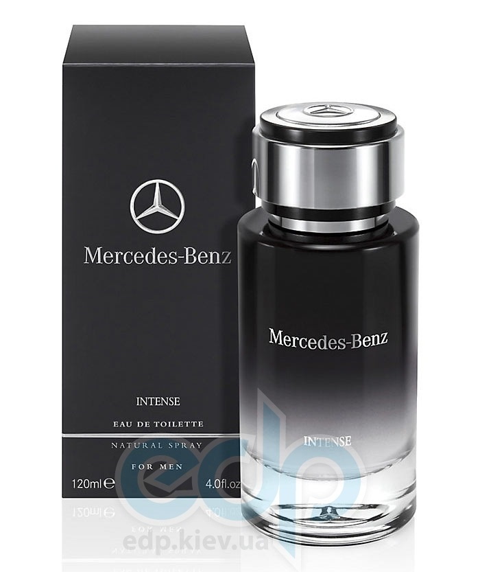 Mercedes-Benz For Men Intense - туалетная вода 40 ml