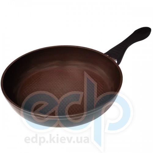 Lessner - Сковорода Lessner Ceramik Line Brown диаметр 22 см (арт. ЛС88325-22)