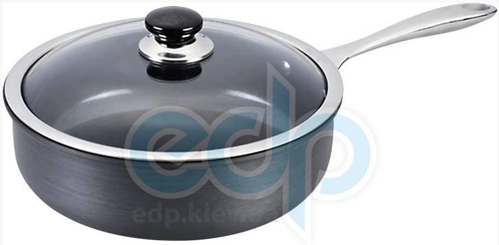 Lessner - Сковорода с крышкой Ceramik Line диаметр 24 см (арт. ЛС88336-24)
