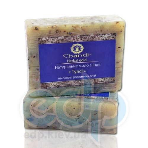 Chandi - Натуральное мыло Тулси - 90 г