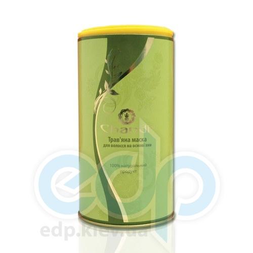 Chandi - Травяная маска для волос на основе хны - 100 г
