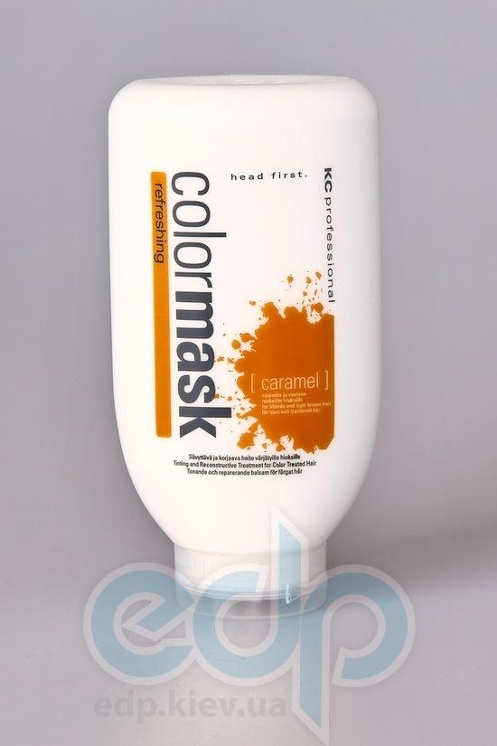 KC Professional - ColorMask Caramel Восстанавливающая маска для окрашенных волос Карамель для светлых волос - 200 мл