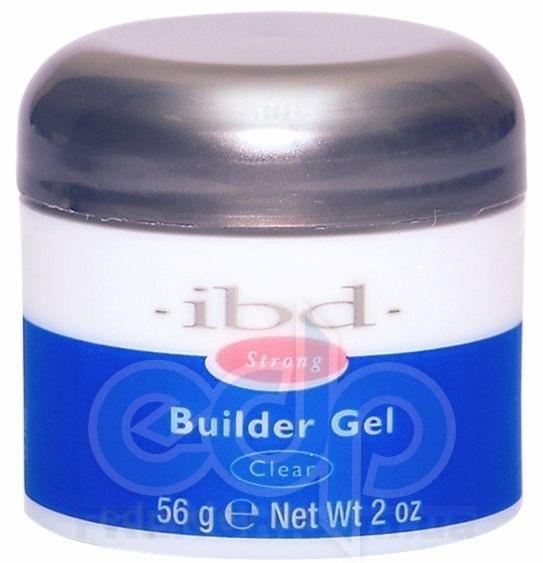 ibd - Builder Gel Clear Прозрачный конструирующий гель - 56 g