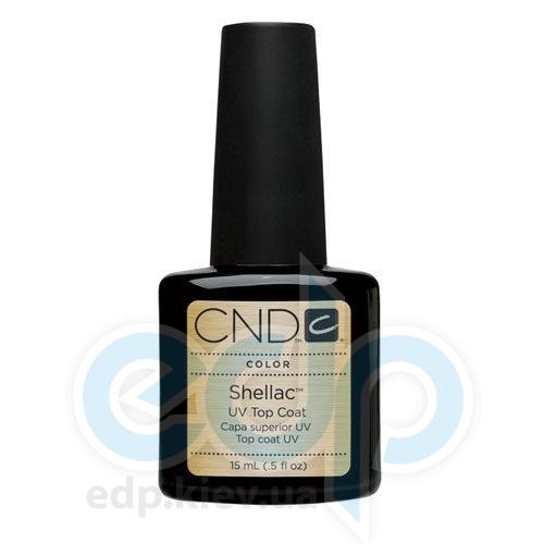 CND Shellac - Top Coat Верхнее покрытие - 15 ml