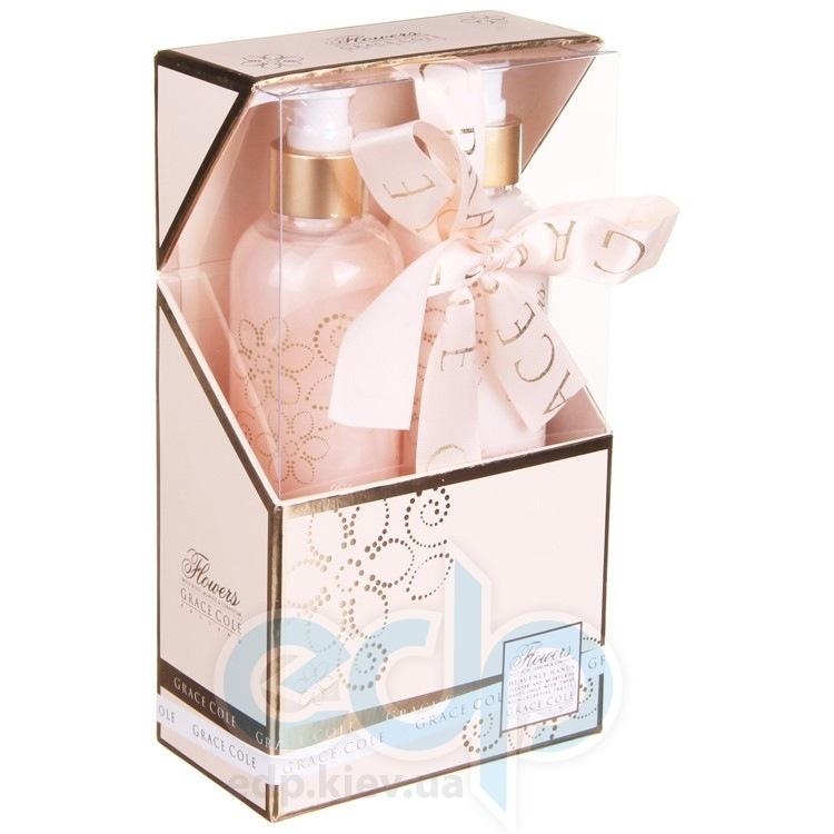Grace Cole - Набор Heavenly Hands (мыло для рук жидкое 250 ml + лосьон для рук 250 ml)