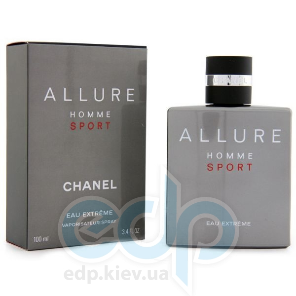 Chanel Allure homme Sport Eau Extreme - туалетная вода - 150 ml TESTER