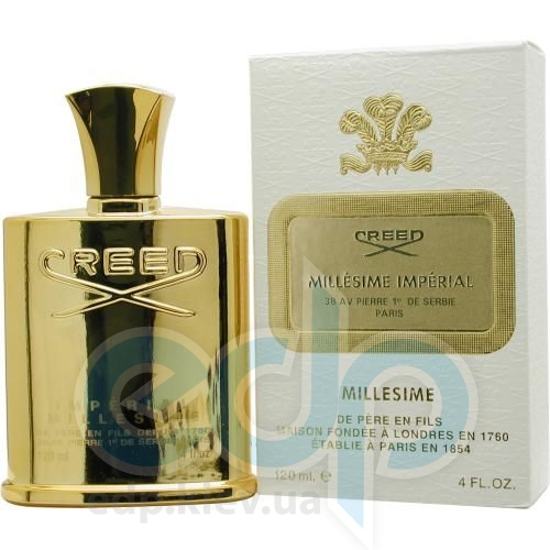 Creed Millesime Imperial - туалетная вода - 120 ml TESTER