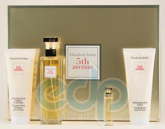 Elizabeth Arden 5th Avenue -  Набор (парфюмированная вода 75 + лосьон-молочко для тела 100 + гель для душа 100 + mini)