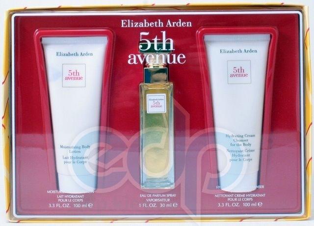 Elizabeth Arden 5th Avenue -  Набор (парфюмированная вода 75 + лосьон-молочко для тела 100 + гель для душа 100)