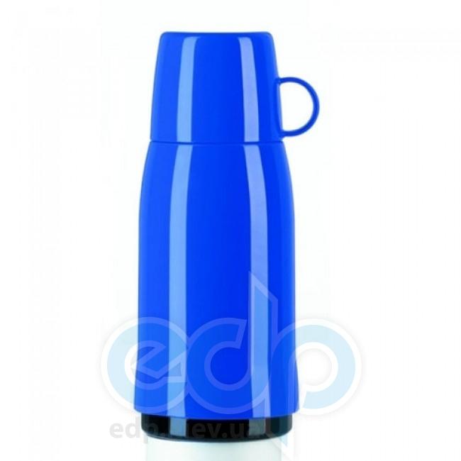 Emsa - Термос синий Rocket объем 1 л стеклянная колба (арт. 502448)