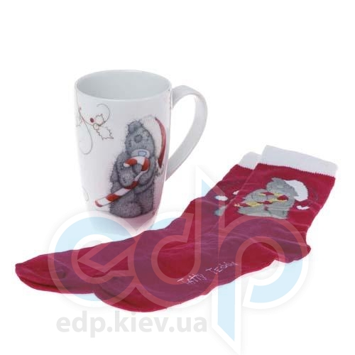 Teddy MTY (мишки) Чашка MTY (Me To You) -  Чашка и носки (арт. G01G0108)