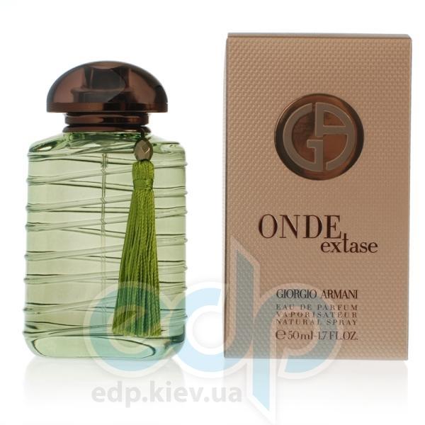 Giorgio Armani Onde Extase - парфюмированная вода - 100 ml TESTER