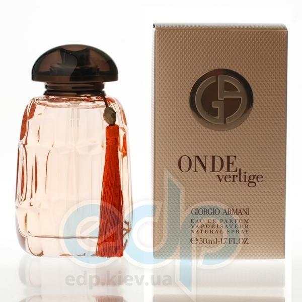 Giorgio Armani Onde Vertige - парфюмированная вода - 50 ml TESTER