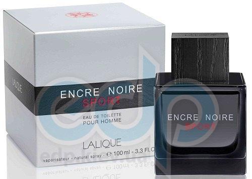 Lalique Encre Noire Sport - туалетная вода - 100 ml TESTER