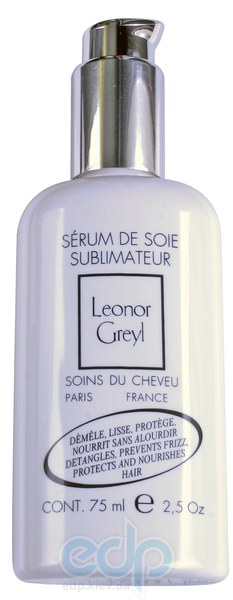 Leonor Greyl -  Шелковая сыворотка для укладки волос всех типов Serum de Soie Sublimateur - 75 ml