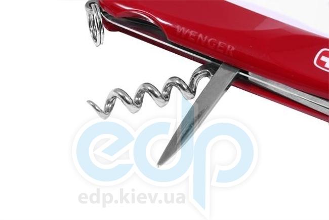 Wenger - Армейский нож Evolution красный (арт. 1.10.09.300)