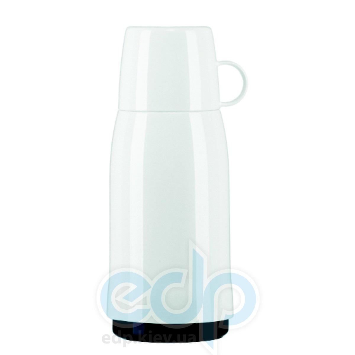 Emsa - Термос белый Rocket объем 1 л стеклянная колба (арт. 502449)