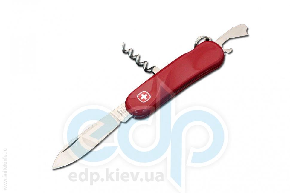Wenger - Армейский нож Evolution красный (арт. 1.63.49.300)