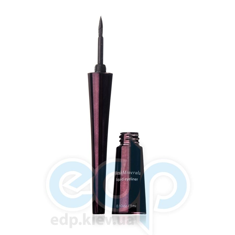 freshMinerals - Liquid eyeliner, Black Жидкая подводка для глаз - 4 ml (ref.905590)