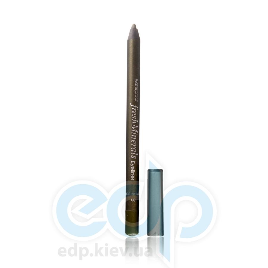 freshMinerals - WP eyeliner, Forest Green Водостойкий карандаш для глаз - 10.9 ml (ref.906132)